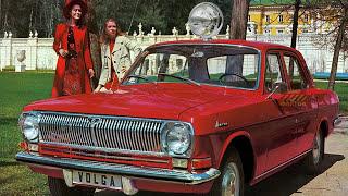 Советский Авто Тюнинг в СССР
