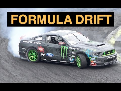 Formula Drift Engineering A Car