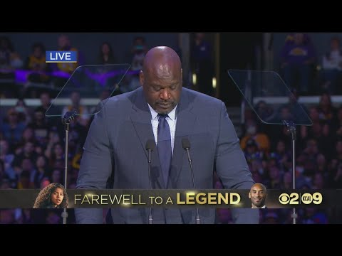 Shaq Compares His Relationship To Kobe To Paul McCartney And John Lennon