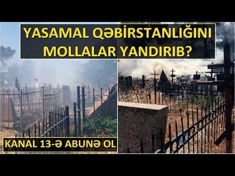 """İDDİA:""""Mollalar Qəbirləri Yandırıb, üstünə Zibil Atırlar Ki, Qəbirlər Itib-batsın""""-Sakin Danışır"""