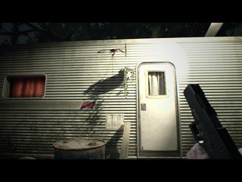 Resident Evil 7: Biohazard - Treasure Photo #2 Location  (44 Mag Ammo)