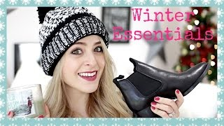 My Winter Essentials Thumbnail