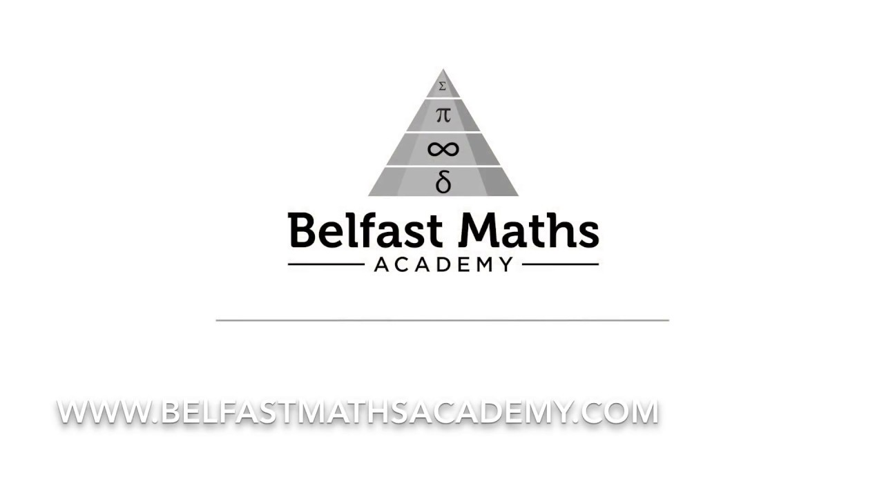 Belfast Maths Revision Courses for GCSE and A Level Maths