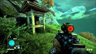 Far Cry 4 - Mask of Yalung Location - #25 – Kyra's Respite | x:422 y:392 (PC HD) [1080p]
