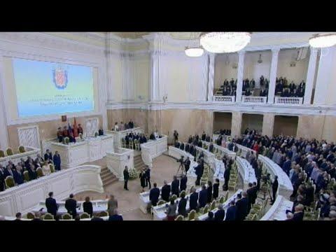 Александр Беглов пообещал превратить Санкт-Петербург в комфортный, современный и динамичный город.