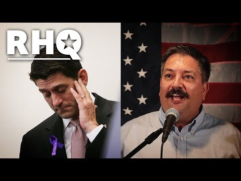 Randy Bryce On SCARING Paul Ryan Into Retirement