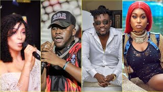 Medikal F!ght Actress over Strongman || Bullet Signs New Artist over Wendy Shay! MP3