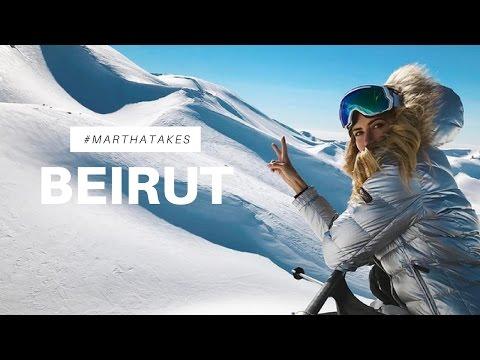 #MarthaTakes BEIRUT