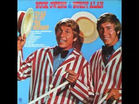 Buck Owens & Buddy Allan - Pfft You Were Gone