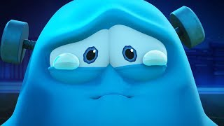 Spookiz | Frankie Cries | 스푸키즈 | Funny Cartoon | Kids Cartoons | Videos for Kids