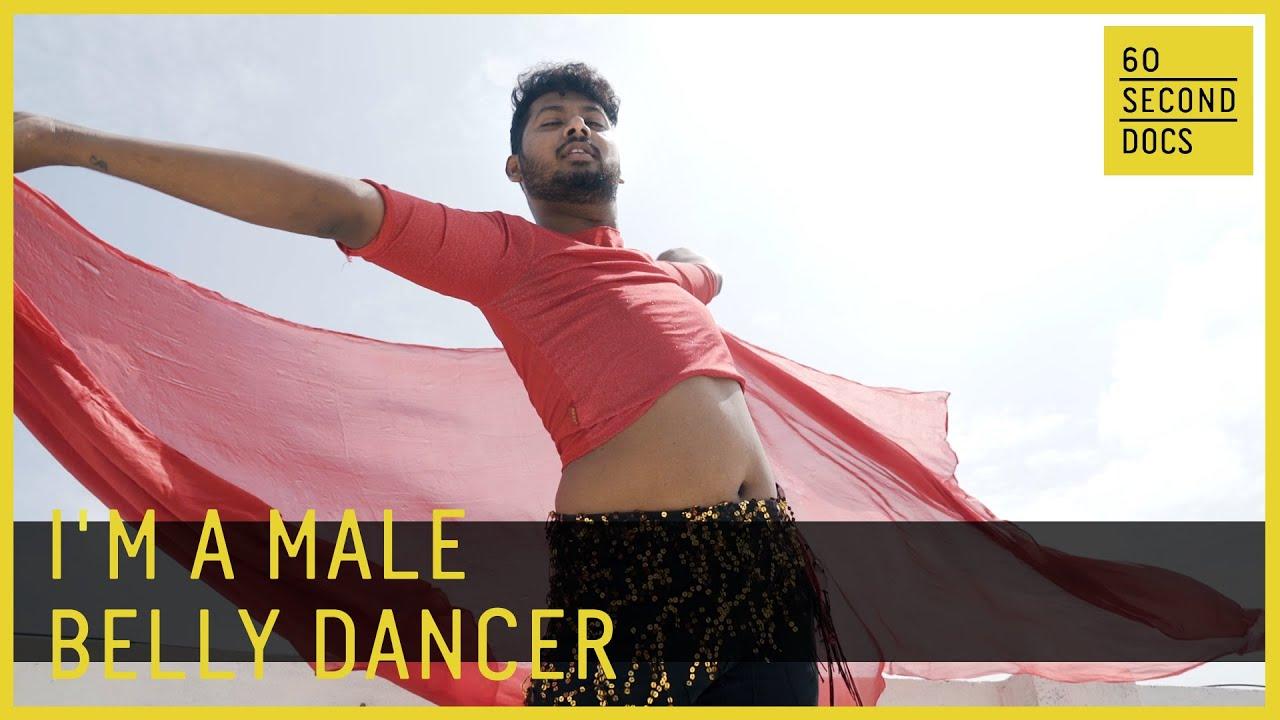I'm a Male Belly Dancer | Sravan Telu