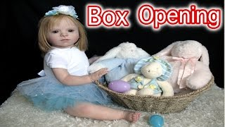 Reborn Toddler Box Opening! Reborn Child - I Got a New Baby!