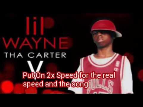 Lil Wayne- What About Me ft. Sosamann...Full Song..Tha Catar V