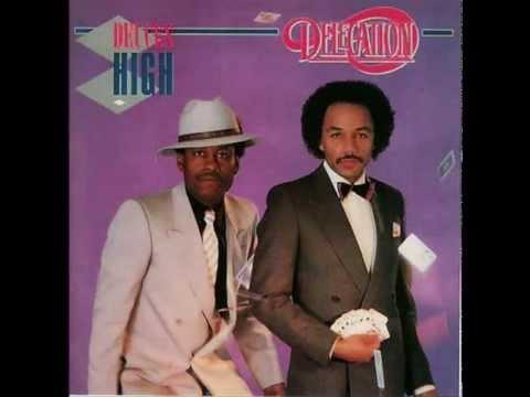 Delegation - Would You Like Funk (1982)