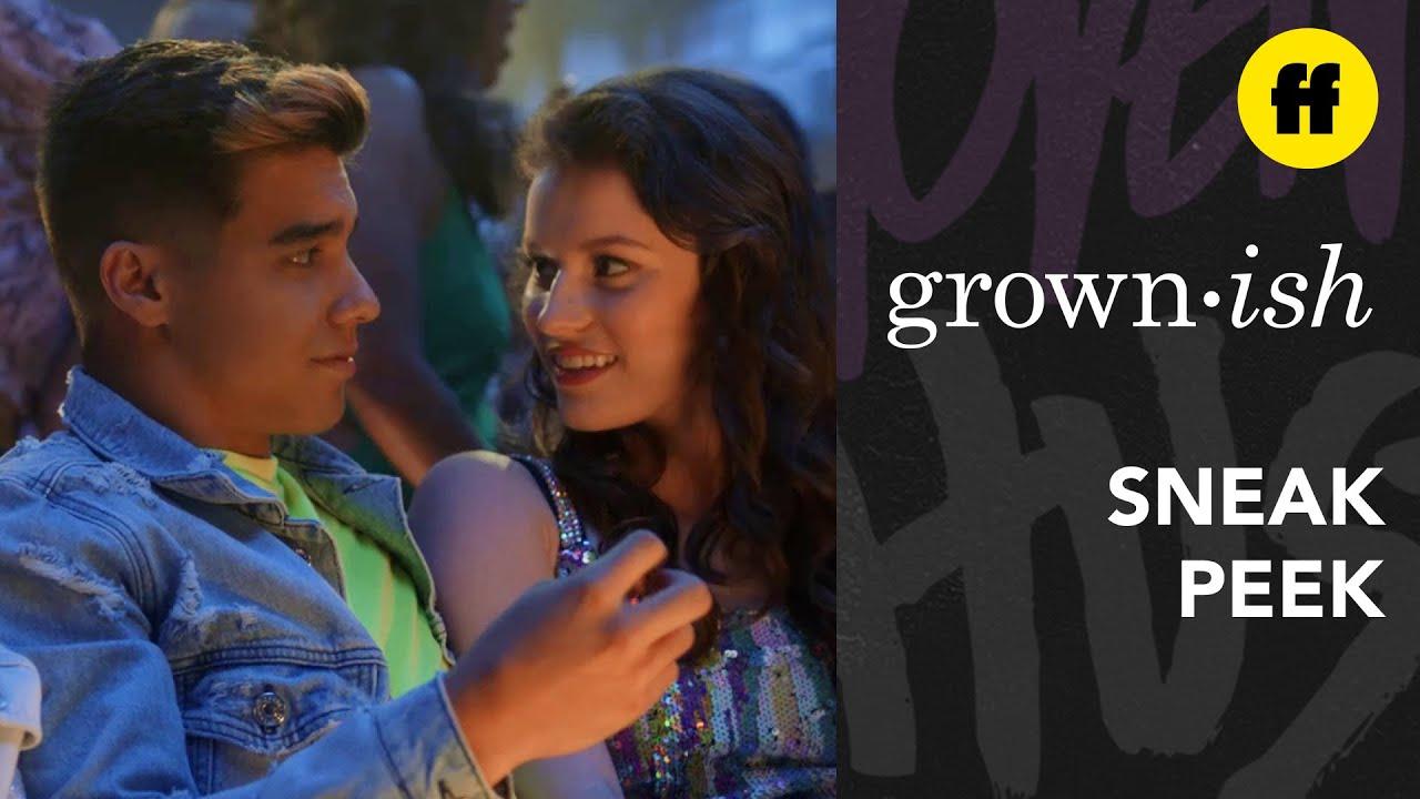 Download grown-ish Season 3, Episode 14 | Sneak Peek: Vivek Tries MDMA | Freeform