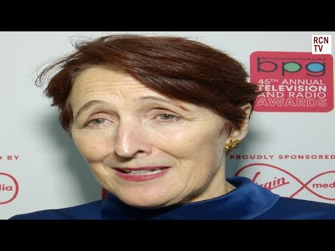 Fiona Shaw Interview Killing Eve