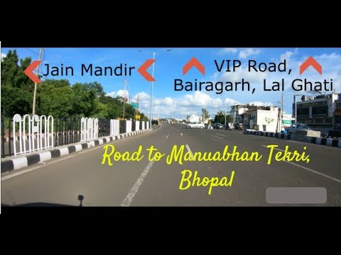 Download Manuabhan Tekri Road Bhopal   मनुआभान टेकरी   Jain Temple Bhopal