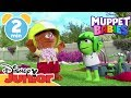 Muppet Babies | Playing All the Games 🏀- Kermit & Fozzie | Disney Junior UK