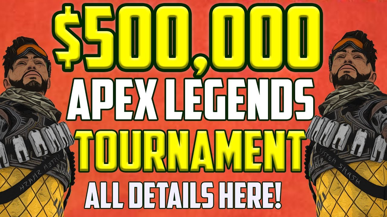 500000 Apex Legends Tournament Announced How To Enter And Watch Apex Preseason Invitational