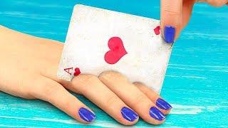 17 фокусов и трюков с картами, чтобы удивить друзей!