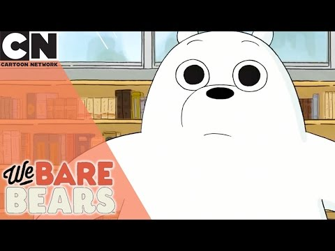 We Bare Bears | Super Slow Motion | Cartoon Network