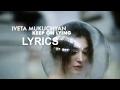 Iveta Mukuchyan Keep On Lying Lyrics mp3
