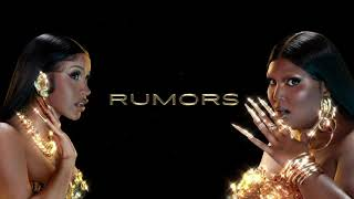 Lizzo - Rumors [Radio Edit]