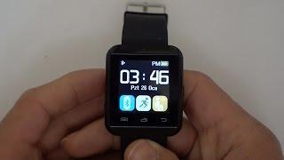 U8 Smartwatch İnceleme