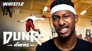 Dunk League STAR CJ Champion INSANE Dunks Video