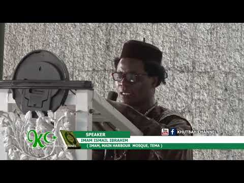 KHUTBAH CHANNEL S2  EP 2  TEMA HARBOUR  MOSQUE, TEMA