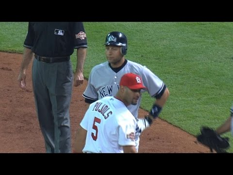 2004 ASG: Jeter collects three hits for AL