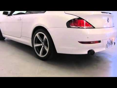 2009 Bmw 650i Coupe E63 In Glendale Ca 91204 Youtube