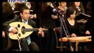 "Coptic Hymn wa7id el Gens - الوحيد الجنس ""Heaven Harp Choir - قيثارة السماء"""