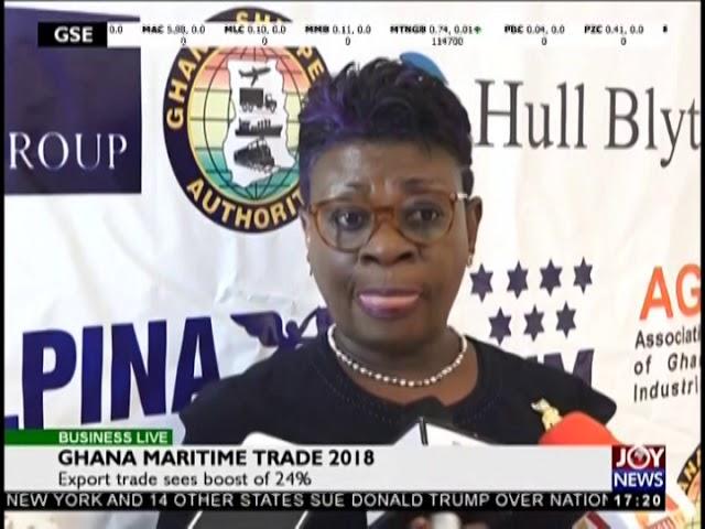 Business Live on JoyNews (20-2-19)