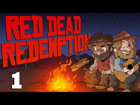 Red Dead Redemption #1 - High Noon