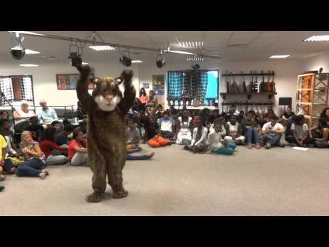 Harlem Shake - International School of Dakar