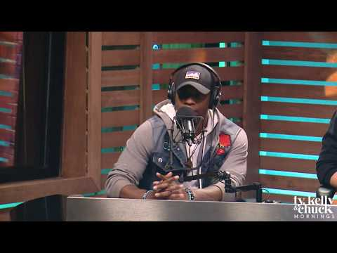 Jimmie Allen Talks Racism in Country Music - Ty, Kelly & Chuck