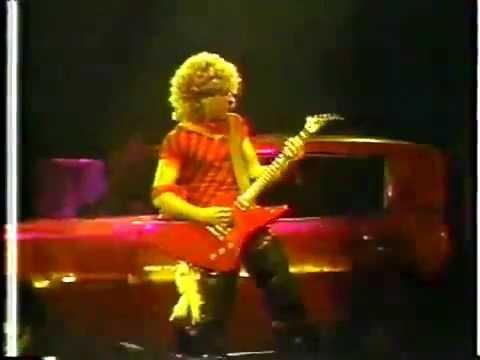 Sammy Hagar 1983 Live from The Checkerdome St Louis Mo.