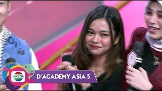 CIE..CIE!!!Rara LIDA Kok Malu-Malu Sama Joshua Manio-Philippines Ya? - D'Academy Asia 5