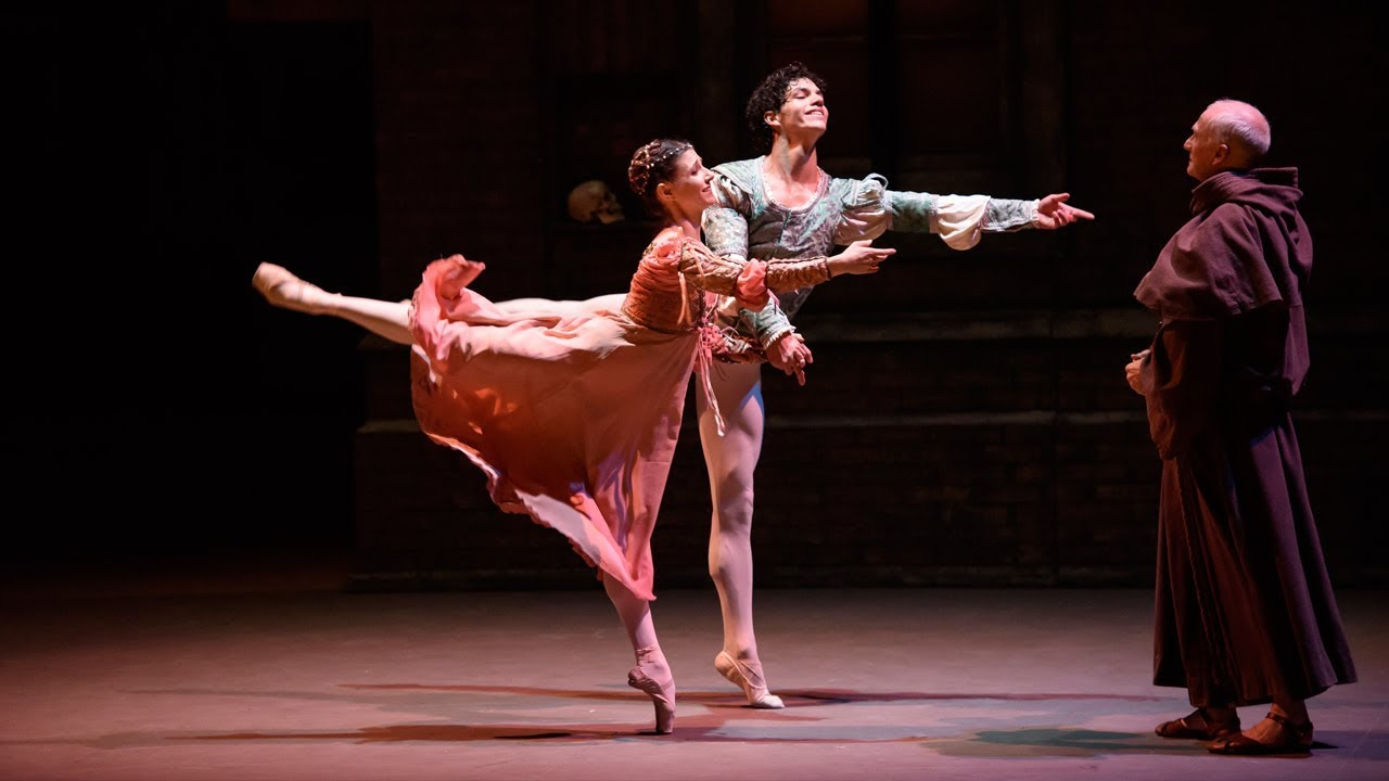 Nureyev's Romeo & Juliet: Alina Cojocaru and Isaac Hernandez | English National Ballet