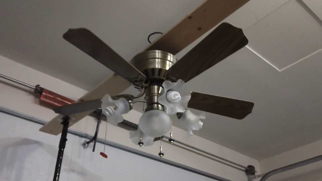 42 Air Cool Ceiling Fan YouTube