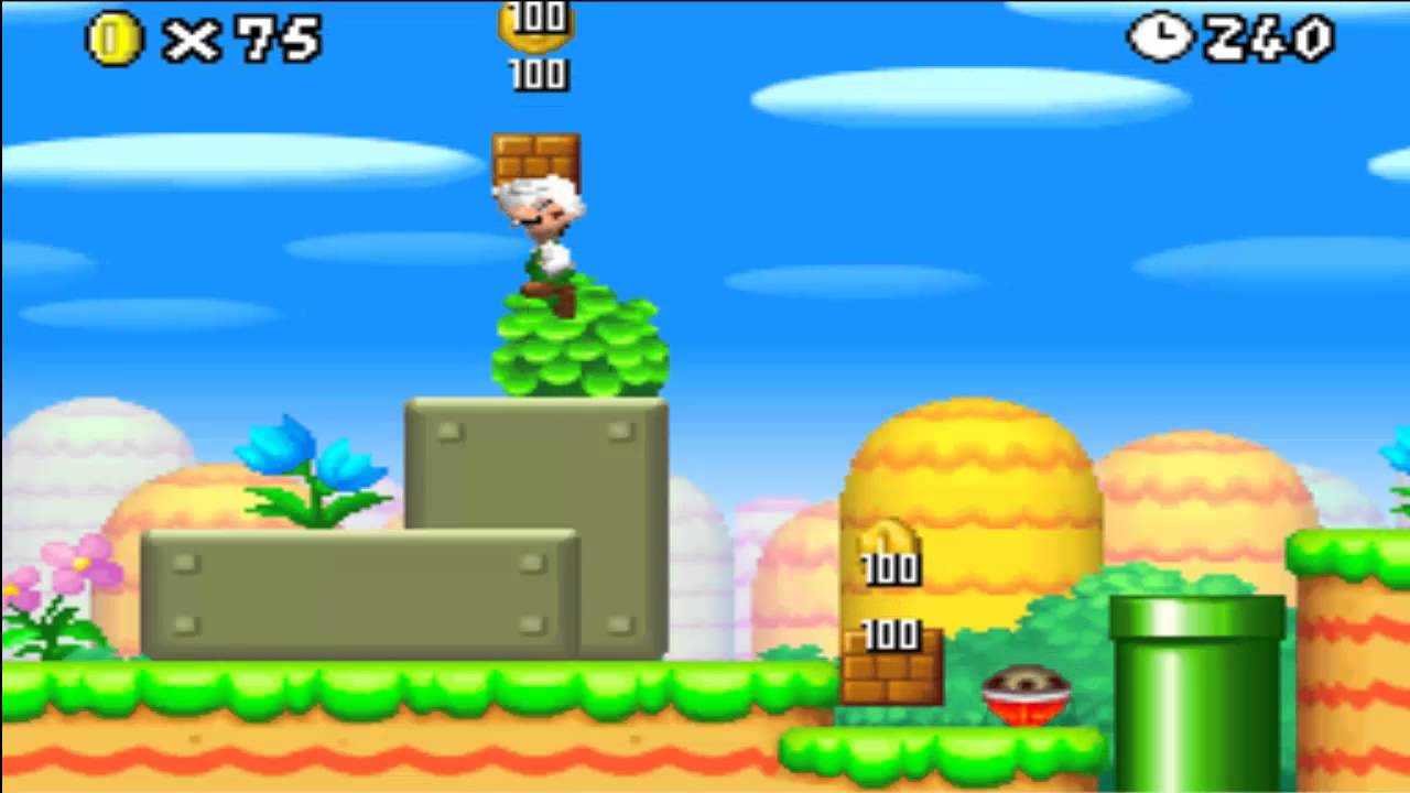New super mario bros 2 3ds game free download for pc