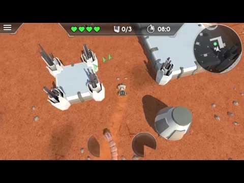 Desert worm - level 20 gameplay
