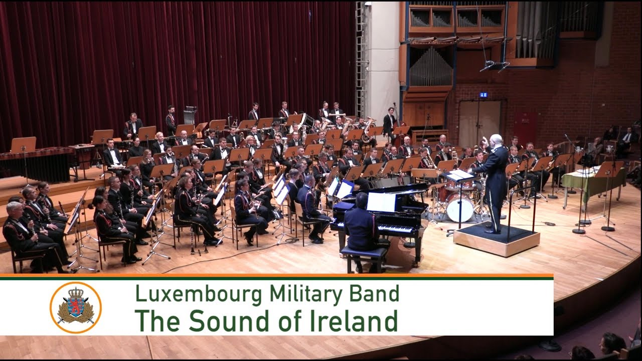 The Sound of Ireland (Luxembourg Military Band)