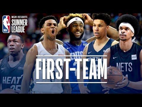 Best of 2019 NBA Summer League First Team #LegendaryMoments