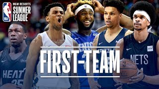 Best of 2019 NBA Summer League First Team #LegendaryMoments Video