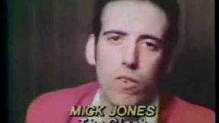 The Clash - Garageland, Palladium New York (21-09-79)