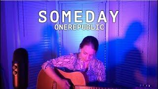 Someday - OneRepublic