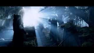 Пародия на фильм Властелин колец и рекламу сникерс(смотреть смешной прикол)