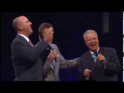 Kingsmen Quartet.   Look For Me At Jesus Feet.  2013